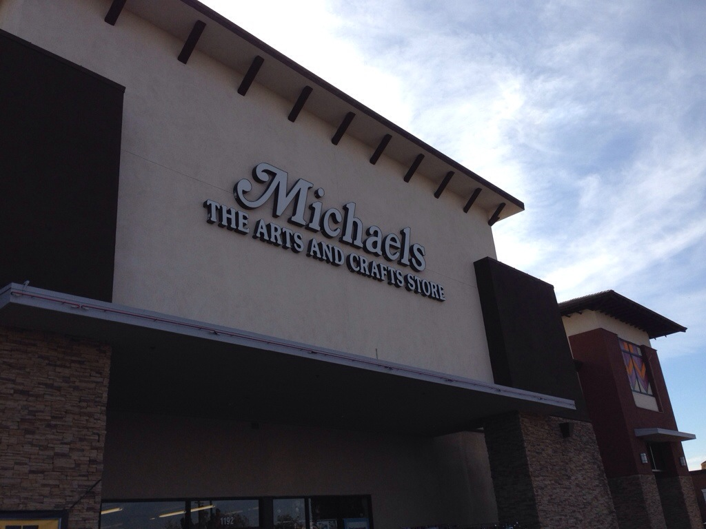 Michaels store art and craft for Michaels craft store utah