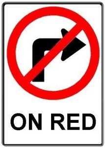 no-right-on-red