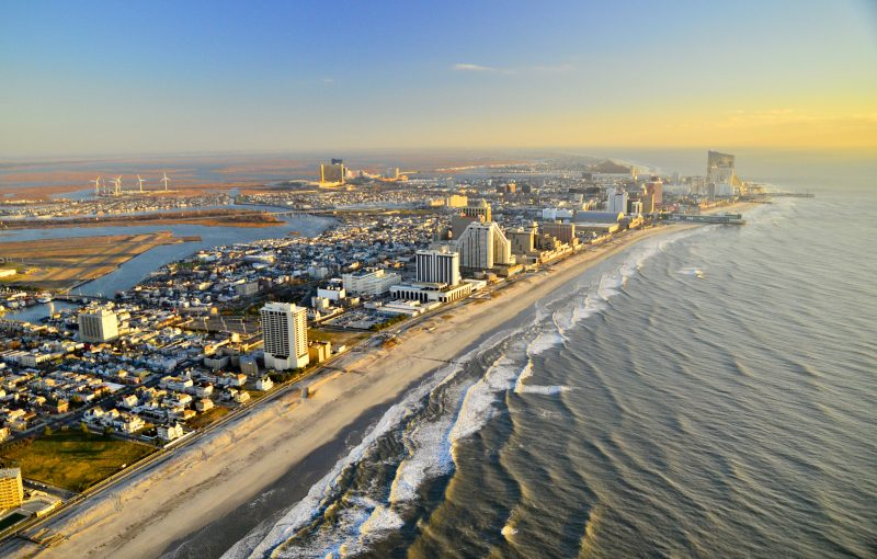 Aerial views of Atlantic City, New Jersey. Photographs © 2012 Bob Krist www.bobkrist.com